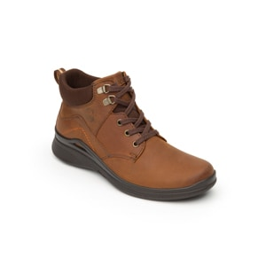 Botín Outdoor Flexi Con Sistema Walking Soft Para Mujer - Estilo 37507 Tan