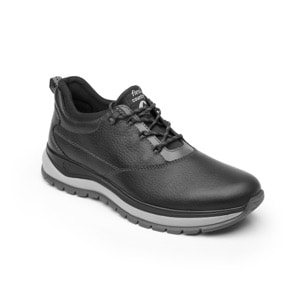 Zapato Flexi Country Para Outdoor Flexi Country Con Sistema De Mejor Agarre Para Hombre - Estilo 401001 Negro