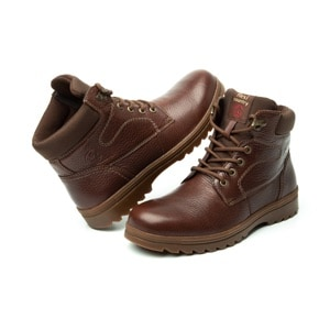 Bota  Country Outdoor Flexi Con Sistema Walking Soft Para Hombre - Estilo 50701 Nogal