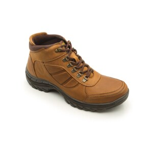 Bota Para Outdoor Flexi Country Con Ganchos Para Hombre - Estilo 66510 Honey