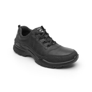 Zapato Flexi Country Para Outdoor Flexi Country Con Sistema De Mejor Agarre Para Hombre - Estilo 77805 Negro