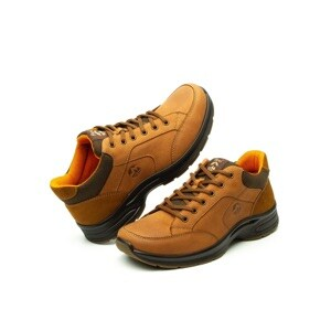 Zapato Para Outdoor Flexi Country Con Sistema De Mejor Agarre Para Hombre - Estilo 79803 Honey
